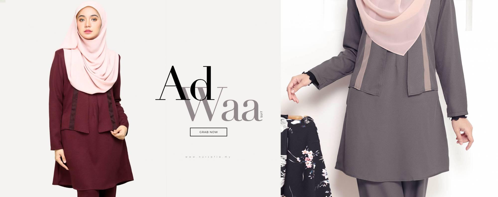 Adwaa Suit