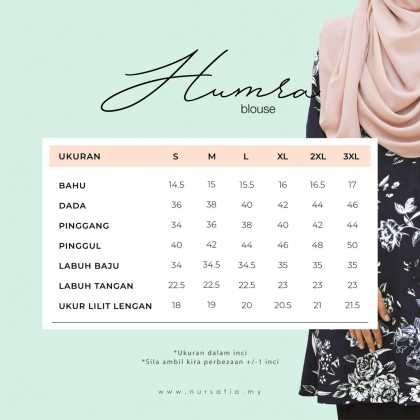 BLOUSE HUMRA V8 - IRONLESS