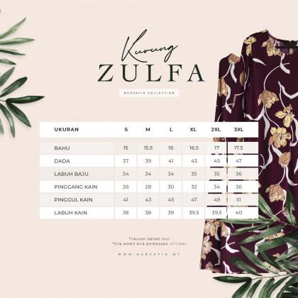 KURUNG ZULFA - SZ033G